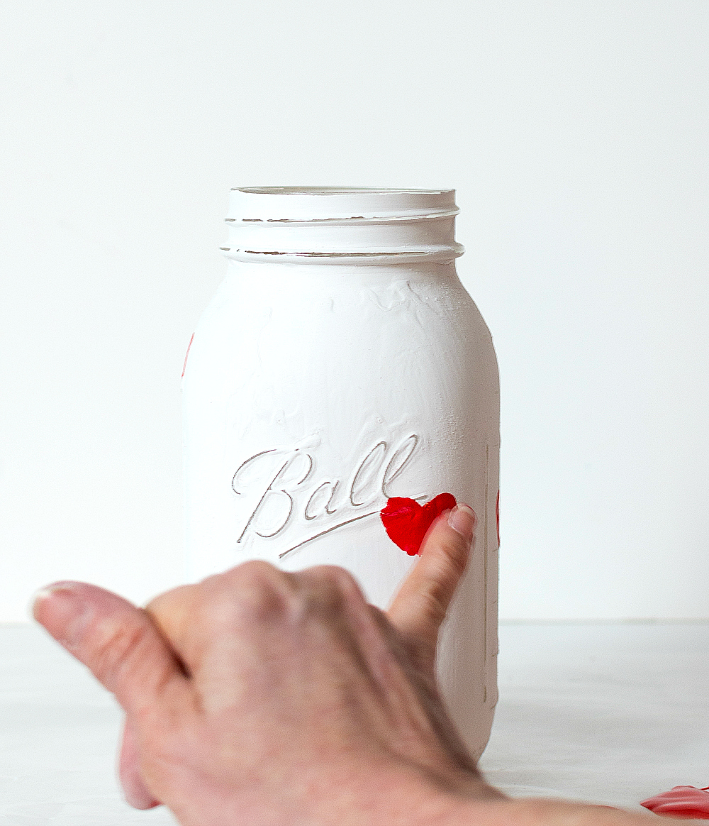 Jar Craft Ideas for Valentine's Day