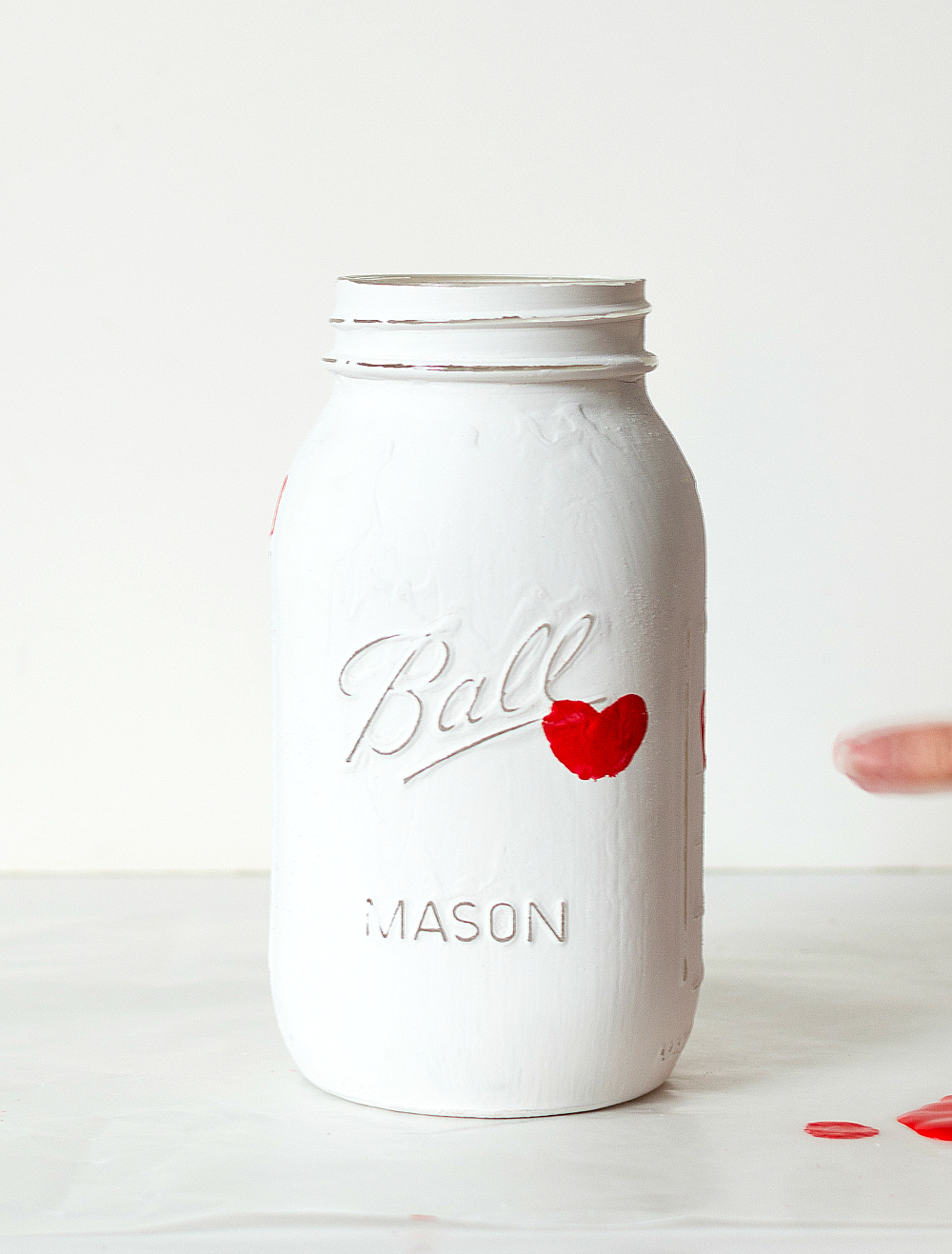 Mason Jar Craft Ideas for Valentines Day