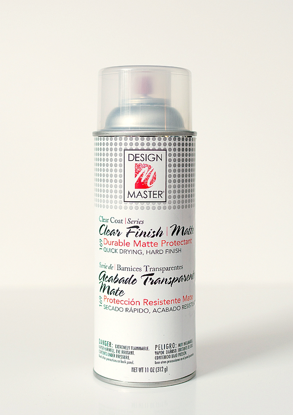 Spray Sealant - Clear Matte Finish