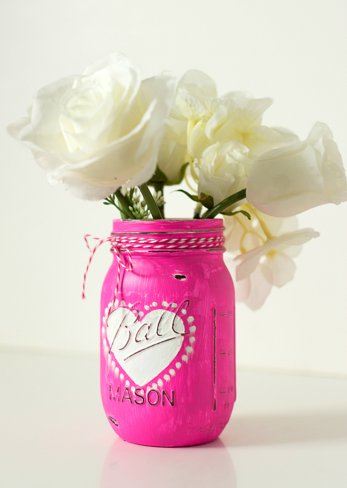 Heart Jar Craft How To Make