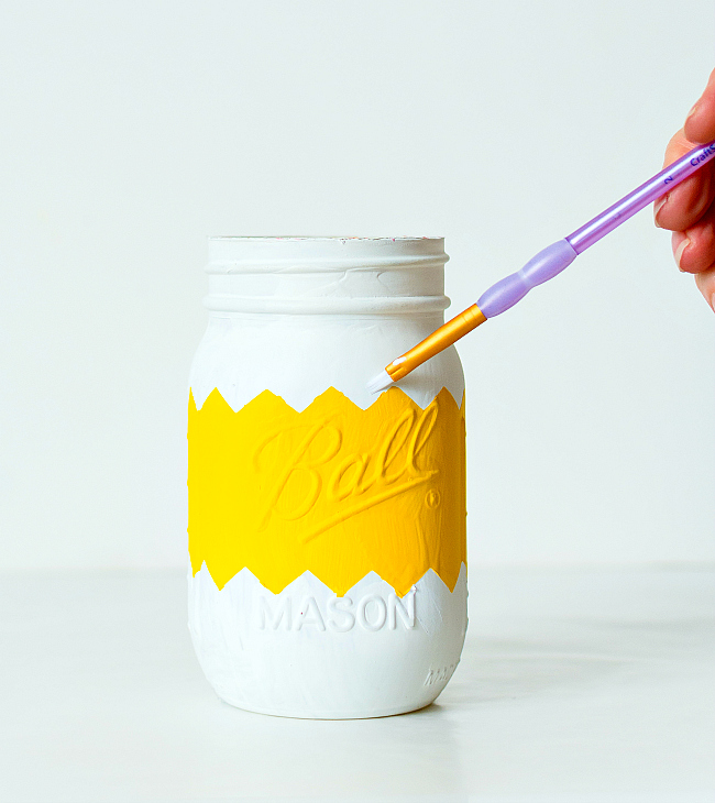 Craft Ideas for Easter with Mason Jars