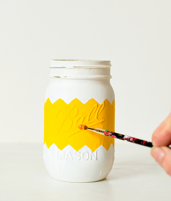 Easter Craft Ideas: Peeps Mason Jars