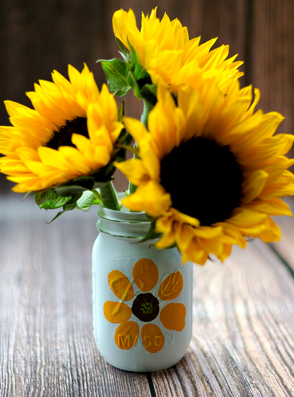Jar Craft Ideas for Mother's Day
