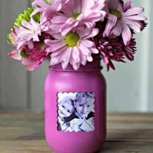 Mother's Day Mason Jar Gift
