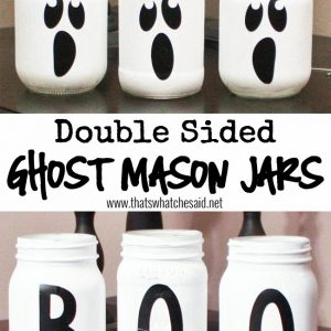 Mason Jar Craft for Halloween