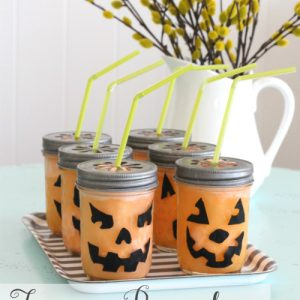 Pumpkin Halloween Drink Recipe
