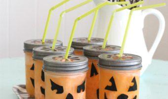 Pumpkin Halloween Drink Recipe