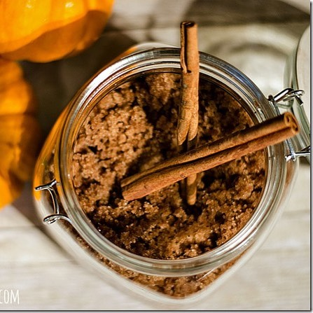 pumpkinpie sugarscrub masonjars make perfect storage containers Link in profile