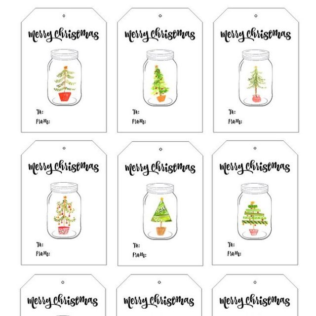 masonjar freeprintable gifttags link in profile