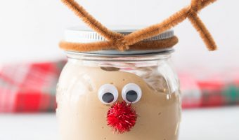 Mason Jar Stocking Stuffer