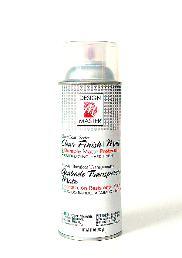Clear Sealant Spray For Crafts